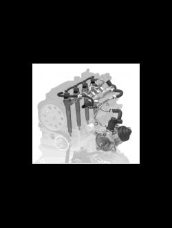 Топливная система, система выпуска ОГ, отопитель